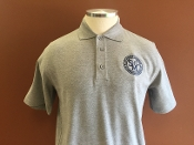 Boys and Girls Grey Polo Shirt
