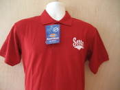 Boys Red Polo