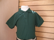 Green Polo For Boys and Girls
