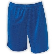 Royal Blue P.E. Shorts