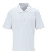 White Polo for Boys & Girls