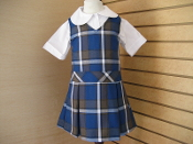 Ross Plaid Jumper K-5th