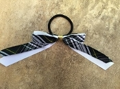 Crusaders Scrunchie Bow