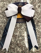 Mahattan Large Clip Bow
