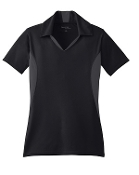 Ladies Sport-Tek  Dry Fit Polo (Two-Color)