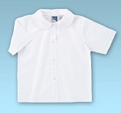 White Peterpan Blouse PreK-8th